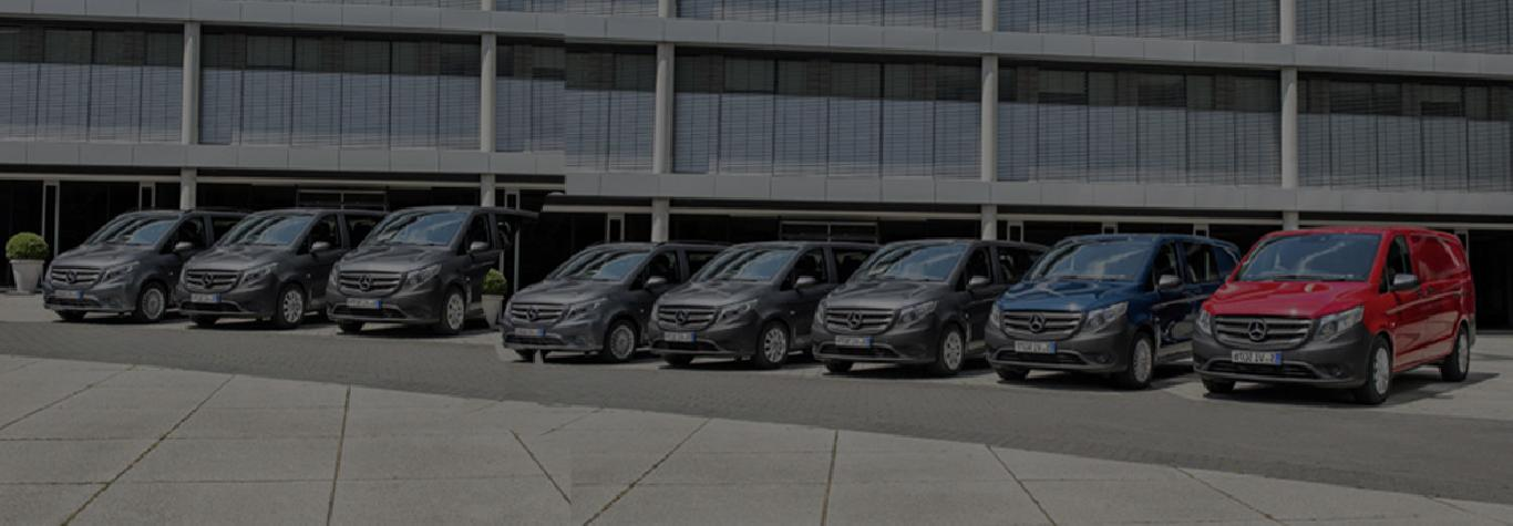Business Vans for Corporate Clients