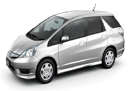 Hire Honda Shuttle from Casons Rent a Car