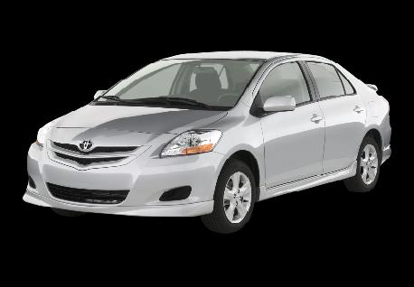 Toyota Yaris for Rent at Casons