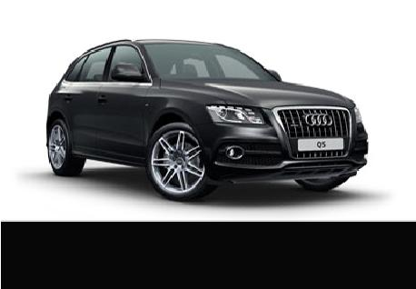 Audi Q5 Rental with Casons