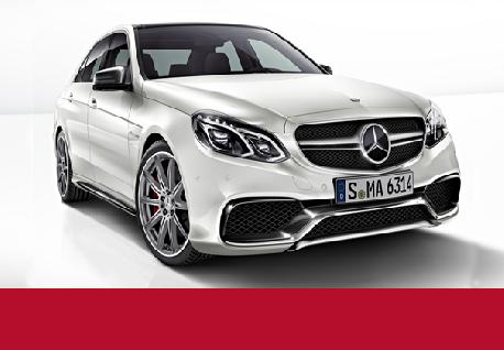 Mercedes Benz E Class Rentals at Casons Rent a Car