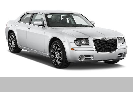 Chrysler 300 for Rent at Casons