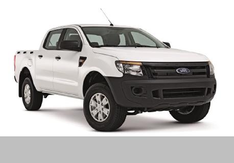 Ford Double Cab for Rent