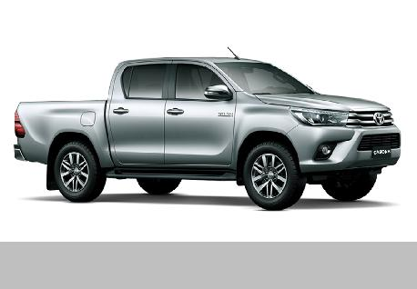 Toyota Hilux Revo for Rent at Casons