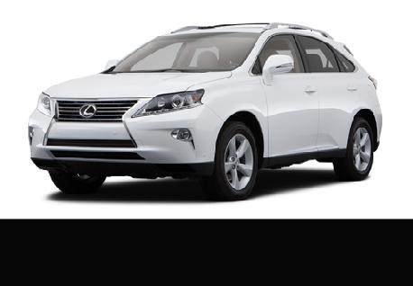 Lexus RX 350 Rentals with Casons
