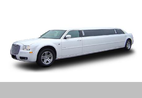 Chrysler 300C Limousine for Rent at Casons