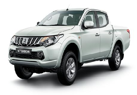 Mitsubishi L200 Cab Rentals at Casons