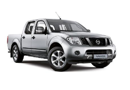 Nissan Navara Rent at Casons