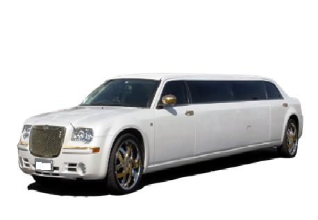 Chrysler Limousine for Rent at Casons