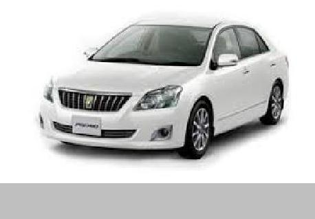 Toyota Premio Rentals at Casons Rent a Car