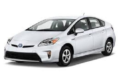 Toyota Prius Rentals from Casons Rent a Car