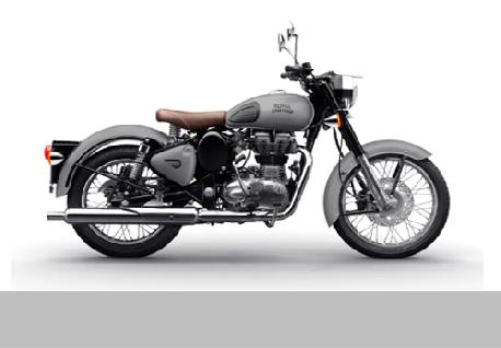 Royal Enfield Classic at Casons
