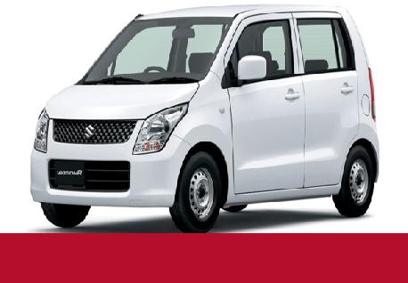 Suzuki Wagon R Rental with Casons