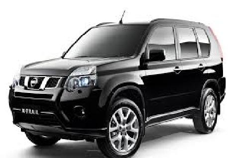 Nissan X-Trail for Rent at Casons